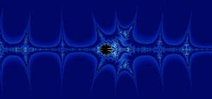 g(z) fractal at z = 16