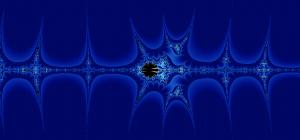 g(z) fractal at z = 16
