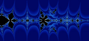 g(z) fractal at z = 4