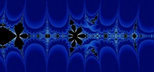 g(z) fractal at z = 4