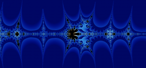 g(z) fractal at z = 8
