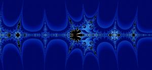 g(z) fractal at z = 8