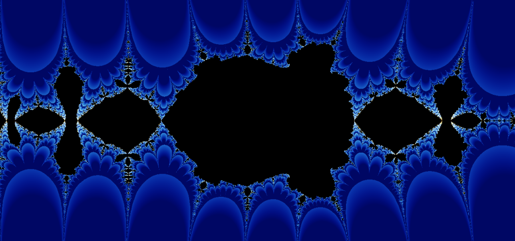Collatz g(z) fractal